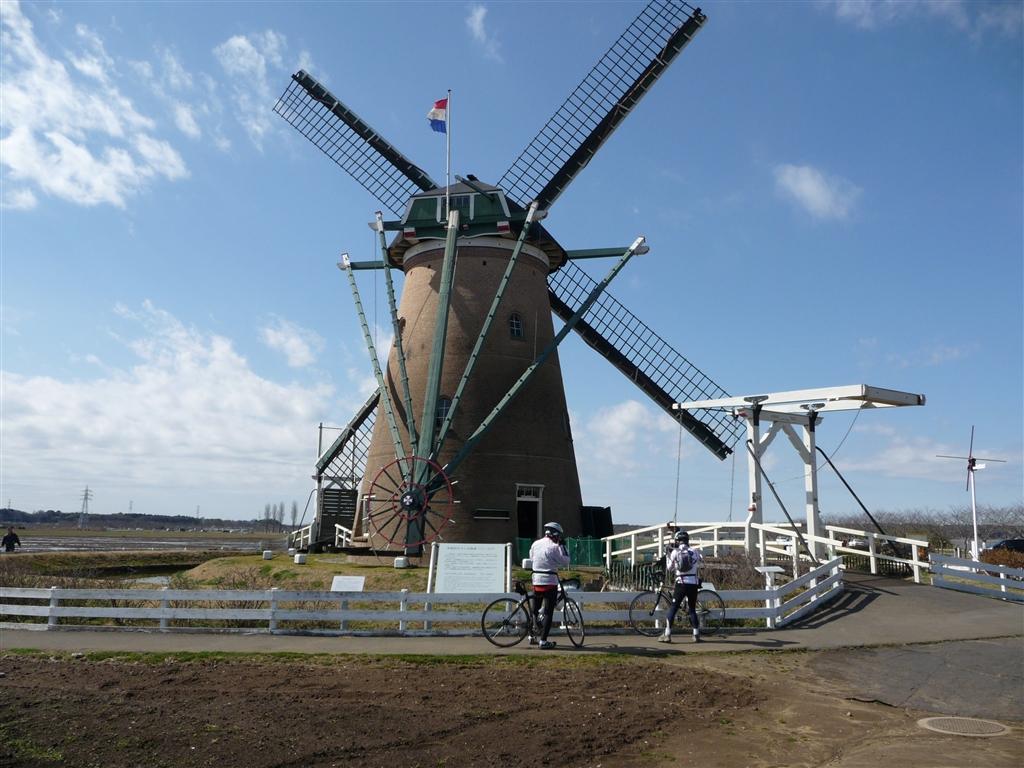 オランダ風車』パナソニック ...