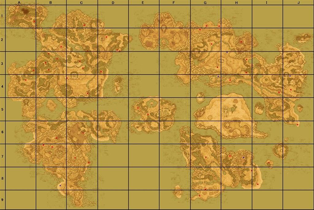 9 地図 の ドラクエ 宝